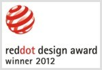 reddot design award winner 2012