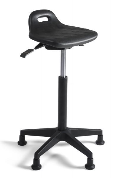 Stehhilfe 339 - PU, schwarz