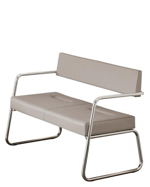 2-Sitzer Brondby - graubraun