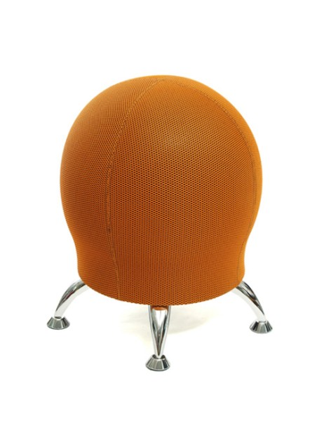 Wellnessstuhl Sitness 5 - orange - Topstar Sonderangebot