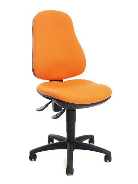 Bürostuhl Point 70 - orange - Topstar