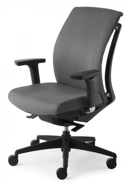 Drehsessel Arti Chair 2453 - grau - Mayer
