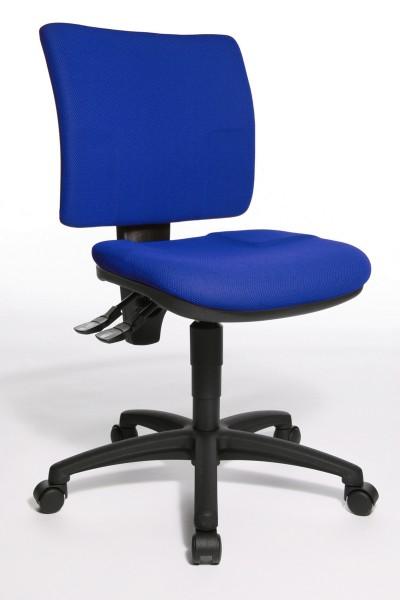 Drehstuhl U50 Small Office - blau - Topstar