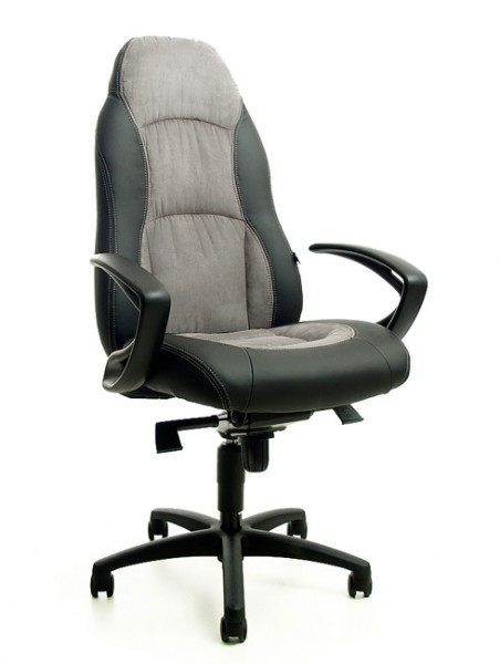 Chefsessel Topstar Speed Chair in grau