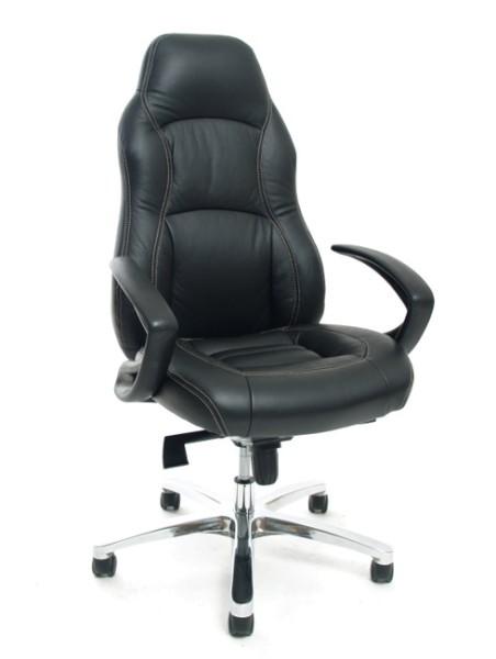 Chefsessel Topstar RS1 Wellness Chair in Schwarz