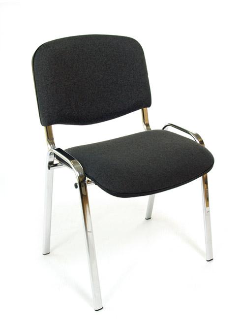 Konferenzstuhl Stuhl Rondo von Danerka in Light Olive