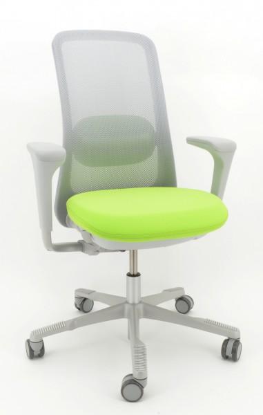Drehstuhl SoFi 7500 - Mesh - Xtreme Madura YS156, grün - HAG