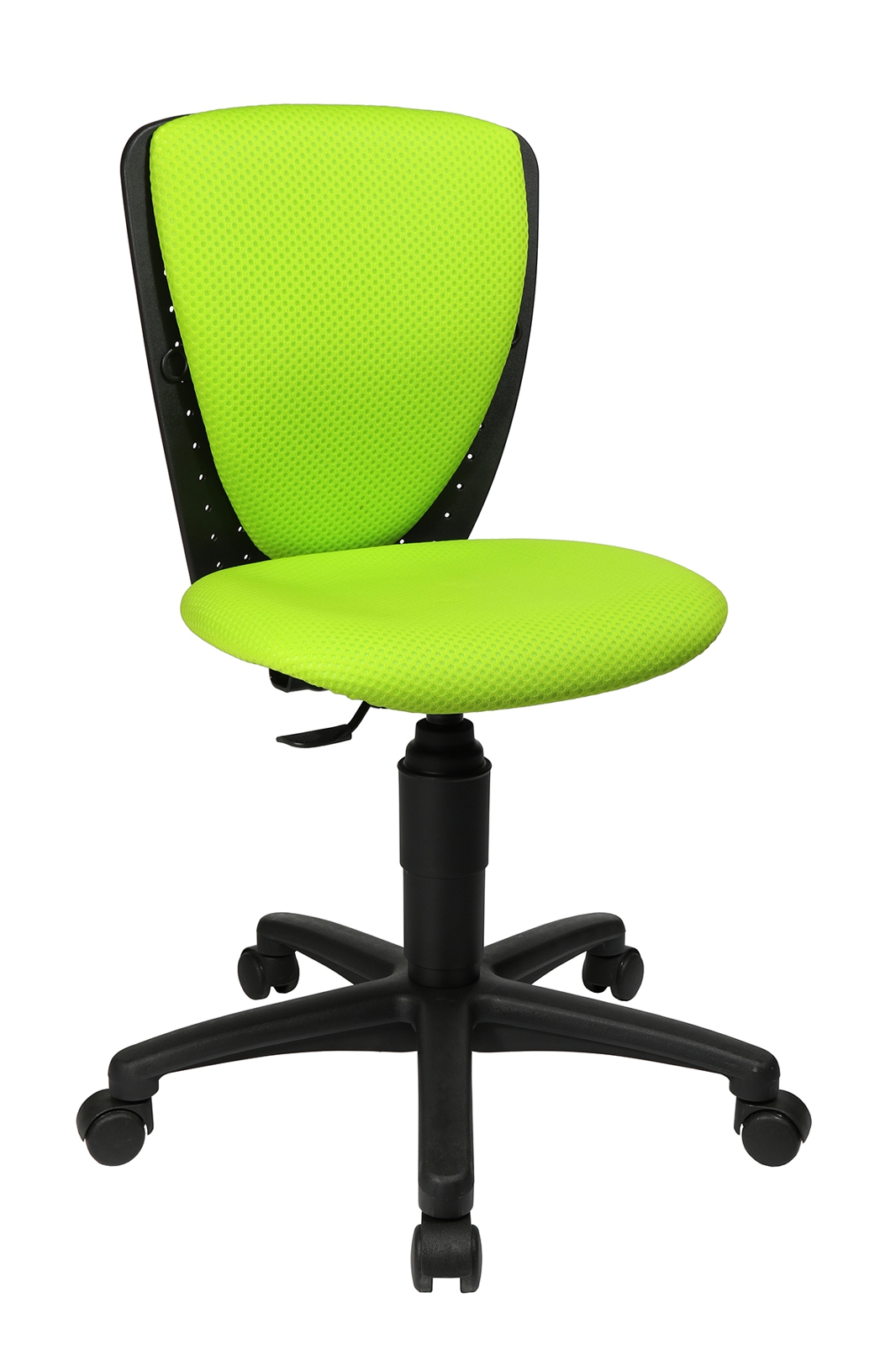 Kinderstuhl Drehstuhl High S`Cool Grün von Top Star Kinderschreibtischstuhl