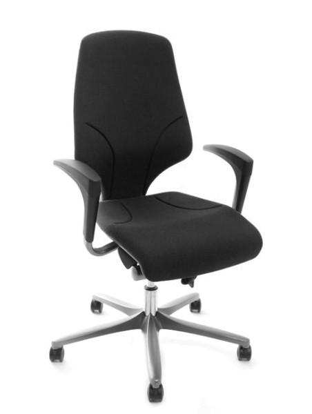 Drehstuhl Giroflex 64-7578 - schwarz