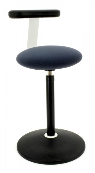 Hocker / Stehhilfe Rovo Solo 3810 EB S2 - anthrazit - Rovo Chair