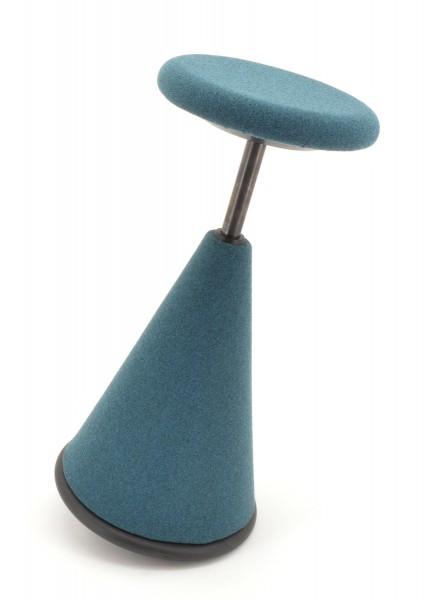 Giroflex 10-2020 Stehhocker - blau