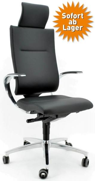 Chefsessel InTouch IT 54205 - Dauphin, schwarz