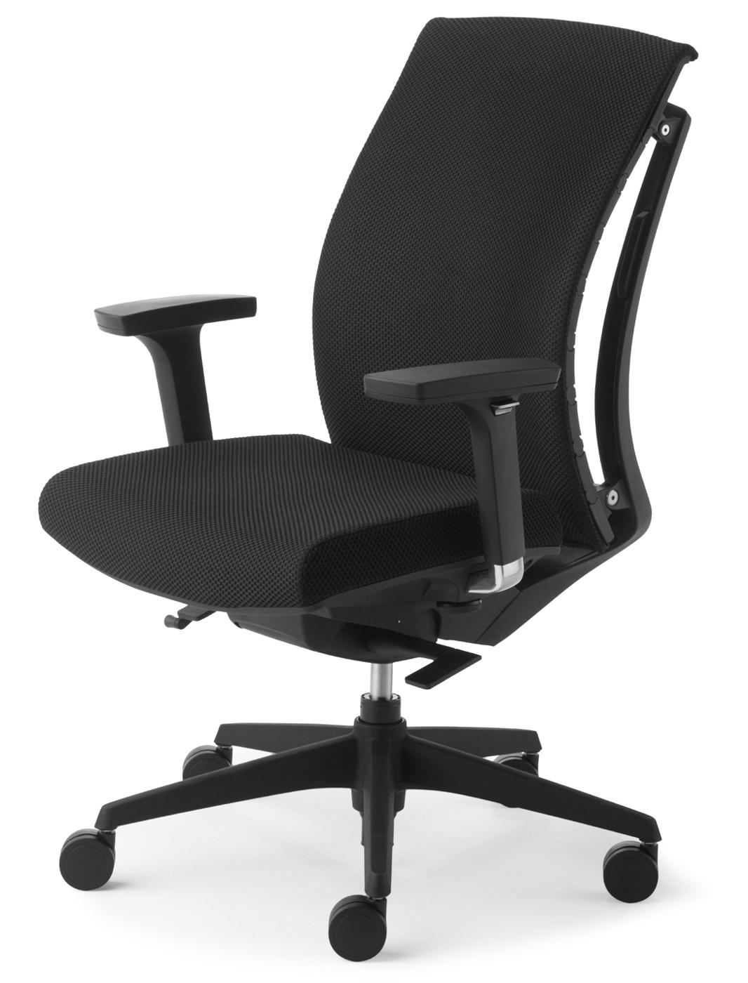 Drehsessel Arti Chair 2453 schwarz Mayer