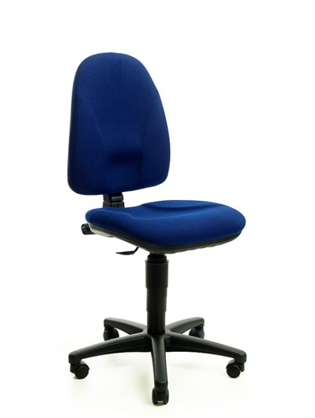 Bürostuhl Home Chair 50 - blau - Topstar