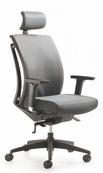 Drehsessel Arti Chair 2454 - grau - Mayer
