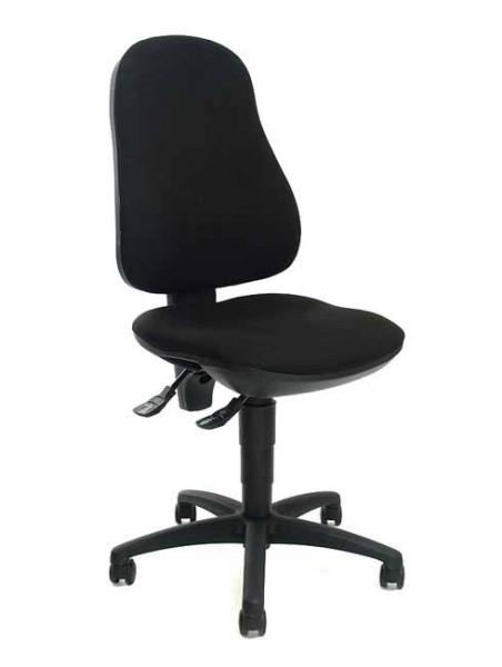 Bürostuhl Point 70 - schwarz - Topstar
