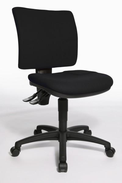 Drehstuhl U50 Small Office - schwarz - Topstar