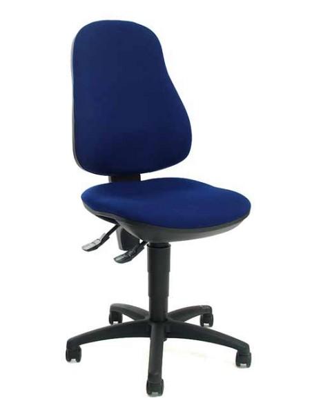 Bürostuhl Point 70 - blau - Topstar