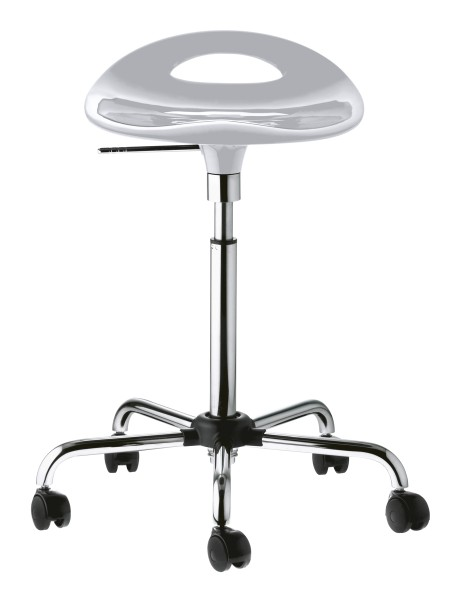 Hocker Mr. Flip - transparent - Softline