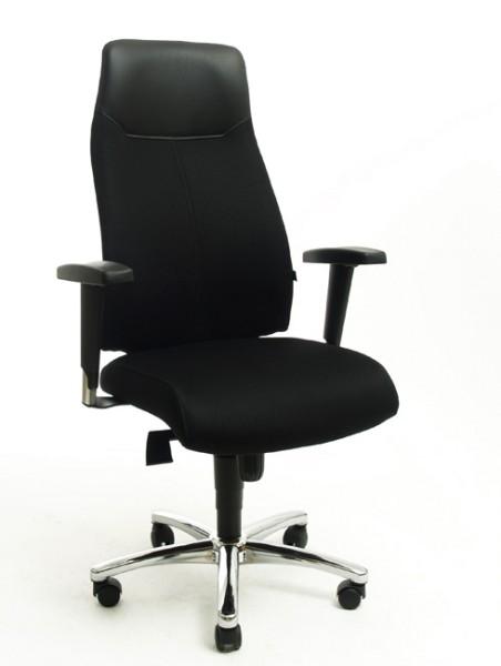 Drehstuhl High Sit up - schwarz - Topstar