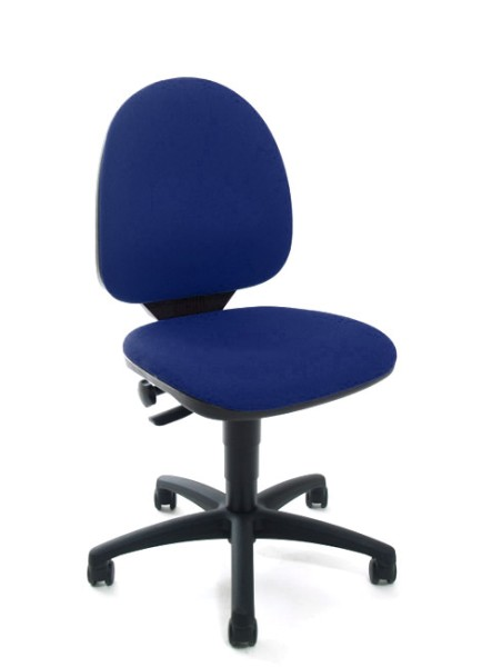 Bürostuhl Top Pro 1 - blau - Topstar