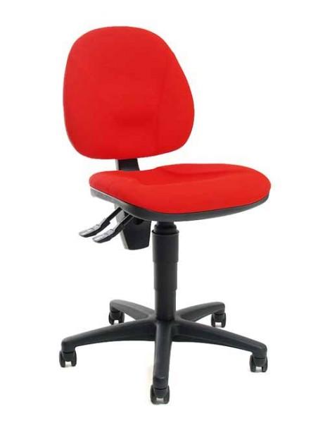 Bürostuhl Point 10 - rot - Topstar