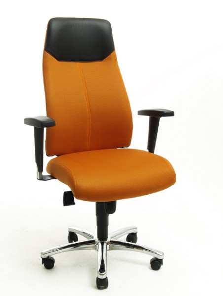 Drehstuhl High Sit up - orange - Topstar
