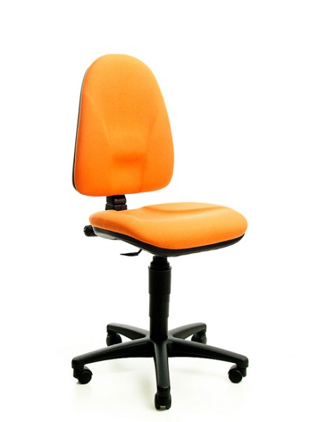 Bürostuhl Home Chair 50 - orange - Topstar